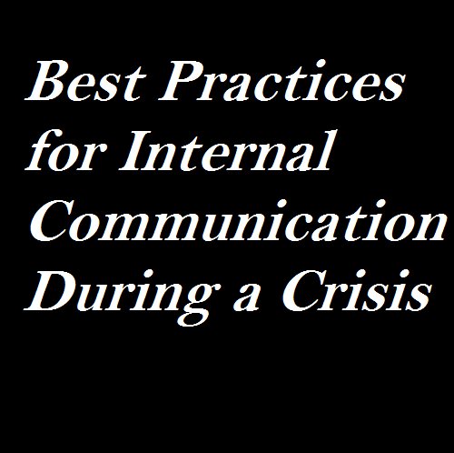 BEST PRACTICES FOR INTERNAL COMMUNICATION